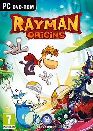 Rayman Origins y Legends